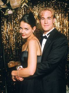 the character of joey potter in the television show dawsons creek Particular focus on lead character dawson leery (james van der beek) and his 'girl-from-the-wrong-side-of-the-creek' best friend joey potter (katie holmes) its gimmick was to show teenagers as well-spoken individuals with vocabularies that would make calvin dizzy, rather than resort to the usual tv teenspeak .
