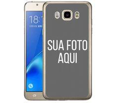 [Capa personalizada com sua foto para] - Galaxy J7 (2016)