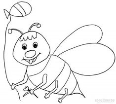 bumble bee coloring pages printable photos