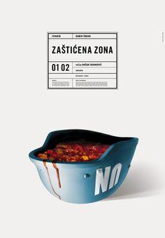 Studio Cuculic - Zasticena zona #theater posters