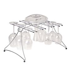 Found it at Wayfair - Tabletop Wine Glass Rack