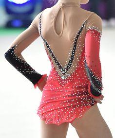 Rhythmic gymnastic leotard 122-130 cm