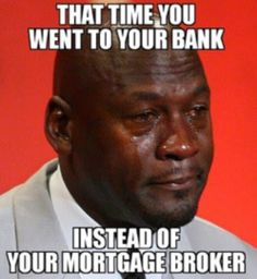 1 Bank = 1 set of products. 1 Search Mortgage Agent = Infinite Products! #searchmortgage #preapproval #mortgagememe #getapproved