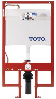 Toto WT151M Duo-Fit In-Wall Tank System
