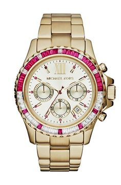 Michael Kors + pink = love