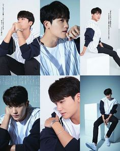 oct wishing u very good morning. Park Hyung Sik, Asian Actors, Korean Actors, Kpop, Ahn Min Hyuk, Doctor Stranger, Playful Kiss, Suspicious Partner, Do Bong Soon