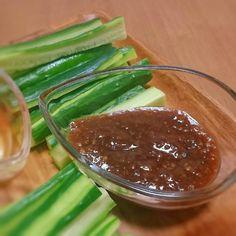 生野菜がおいしい!ポリポリが止まらない!中華風味噌ディップ