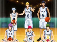Kuroko no basket || KnB