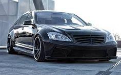Тюнинг: 2014 Mercedes-Benz S-Class Black Edition от ателье Prior Design Black Mercedes Benz, Mercedes Benz S550, Mercedes Benz Cars, Cars Vintage, Wide Body Kits, Benz S Class, Black Edition, Modified Cars, Luxury Cars