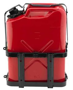 Truck Accessories and Jeep Accessories By Central 4 Wheel Drive - Smittybilt Jerry Can Holder