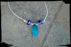 Summer diy necklace