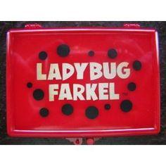 Lady Bug Farkel Flat Pack