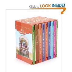 The Complete Little House Nine-Book Set by Laura Ingalls Wilder and Garth Williams Laura Ingalls Wilder, Garth Williams, Stuart Little, House Serie, Books To Read, My Books, Music Books, Banks, Black And White Artwork
