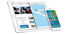 Apple also introduced the new iOS 9 available on apple's latest devices. The new iOS 9 has several great features that will surely change the way you use your iPhone and iPad Ios Apple, Apple Maps, Apple Tv, Iphone 5c, Iphone Plus, New Iphone, Iphone Hacks, Ipad Air 2, Ipad 4