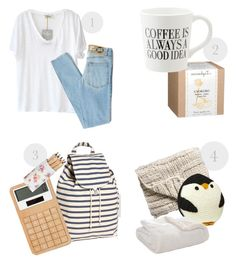 """how to survive finals"" by florencia95 ❤ liked on Polyvore featuring American Vintage, Cheap Monday, Bloomingville, Heal's, BAGGU and Cath Kidston"