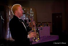 Saxophonist Solomon.