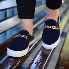 Lacivert Loafer - Ayakkabı Çanta Dükkanı Vans Classic Slip On, Sneakers, Shoes, Fashion, Tennis, Moda, Slippers, Zapatos, Shoes Outlet
