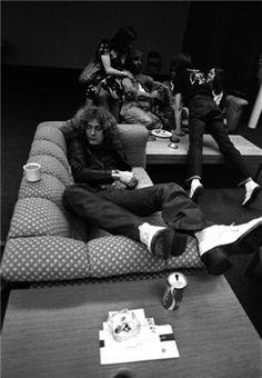 Neal Preston - Robert Plant, 1975 | 1stdibs.com