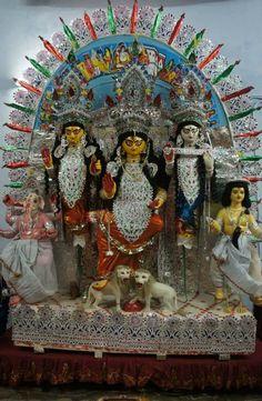 Sovabazar rajbari wedding hairstyles