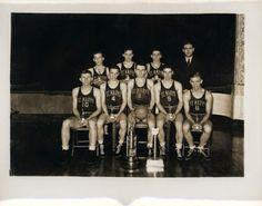 St. Mary's 1939 Basketball Team
