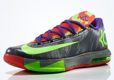 Cool Stuff We Like Here @ CoolPile.com ------- << Original Comment >> ------- Nike KD 6 Cool Grey