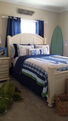 Noah's Surf Bedroom