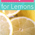 7 Beauty Uses For Lemons - Raining Hot Coupons