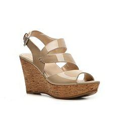 Bandolino Efficial Wedge Sandal