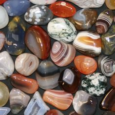 Best Types of Rocks for a Rock Tumbler