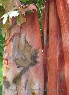Rosso di Robbia Colori Naturali India Flint, Shibori, Felting Tutorials, Textile Art, Diy And Crafts, Natural Dyeing, Natural Colors, Dream Catcher, Nature