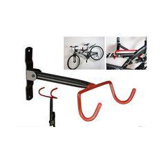 Hang Bikes In The Garage Check Diy Diy Garage