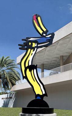 roy lichtenstein esculturas - Buscar con Google