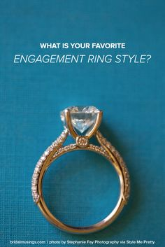 The ultimate guide to engagement ring styles
