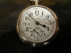 Really nice dial. Swiss pocket watch