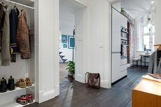 Swedish apartment 4 Delightful One Room Scandinavian Crib With Plenty of Living Space