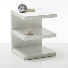 Image Nachttafel in E vorm, Ylex La Redoute Interieurs