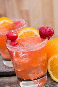 Ole Smoky Strawberry Fields Recipe #cocktails #moonshine