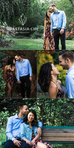Photos of this beautiful couple were taken in Queen's Elizabeth Park in Vancouver. See the result on the link! Vancouver Photography, Couple Photography, Engagement Photography, Engagement Session, Engagement Photos, Photography Ideas, Engagement Photo Inspiration, Wedding Inspiration, Wedding Ideas
