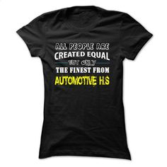 Automotive HS T Shirt, Hoodie, Sweatshirts - hoodie for teens #teeshirt #clothing