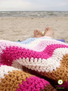 ripple crochet blanket...would love one of these