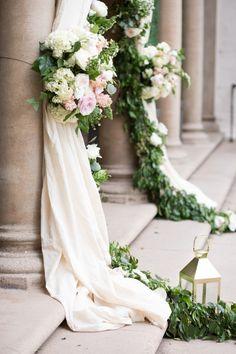 A French Garden Wedding