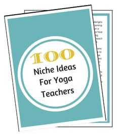 It is nearly impossible to earn a sustainable living by ONLY teaching at yoga studios. Instead, successful yoga teachers have multiple streams of income. Today we're sharing 25 income opportunities for yoga teachers. Yoga Playlist, Yoga Themes, Teaching Jobs, Teaching Skills, Yoga Teacher Training Course, Yoga Retreat, Health Retreat, Yoga Philosophy, Yoga Music