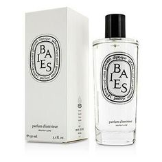 Room Spray - Baies (Berries) - 150ml-5.1oz. -A delicately fragranced room spray-Helps make any room a livelier & more vibrant place-Delivers a soft & comforting scent-Accentuates the scent of any candle-Can be used alone or in a more confined space such as a wardrobe or luggage-To use: Spray 30 cm from fabric items or curtainsProduct Line: BaiesProduct Size: 150ml/5.1oz best #candle #making