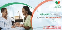 Get a preventive #health check up done at The #Karen Hospital