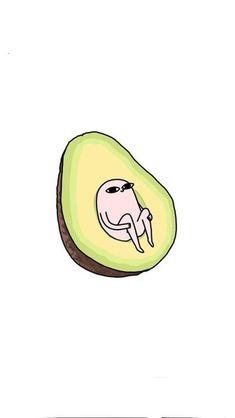 Avocado ~ illustration
