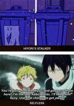 Yatogami & his Bad-Ass Blessed Lil Shinki! — suzuyajuzoo: Animated Husbands || Noragami...