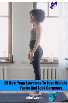 25 Best Yoga Exercises To Lose Weight Faster And Look Gorgeous [With Videos] Science shows that yoga is amazing for your health for so many reasons with these reasons below will help you use 25 Minutes Yoga For Weight Loss For Beginners To Feel Great and Look Gorgeous. With yoga poses for beginners losing weight videos How to Use Yoga for Weight Loss | #yoga #looseweight #weightloss #beginneryoga #yogaforweightloss #altinify<br> The practice of yoga promotes physical, mental, and spiritual…