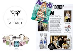 By Dziubeka w Avanti :) #bydziubeka #jewerly # #fashion #style #magazine #pressroom #press