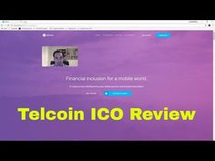 Telcoin ICO | Disrupting Payment Remittance Services |  Telcoin is attempting to do money transfers using cryptocurrencies! http://www.telco.in/ ntroducing Telcoin our mobile cryptocurrency solution Telcoin is focused on connecting with mobile networks globally enabling easy conversion between telecom mobile money prepaid credit and postpaid billing platforms. Full Disclosure: This is a sponsored ICO promotional and educational video. There was a monetary and/or token compensation for…
