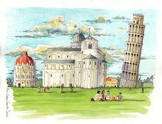 Pisa | Joaquin Gonzalez Dorao